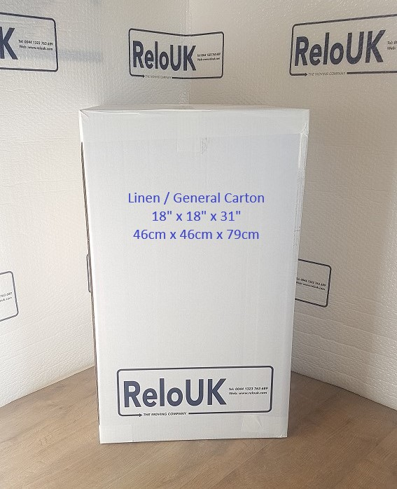 Linen Carton / Large General Purpose Carton